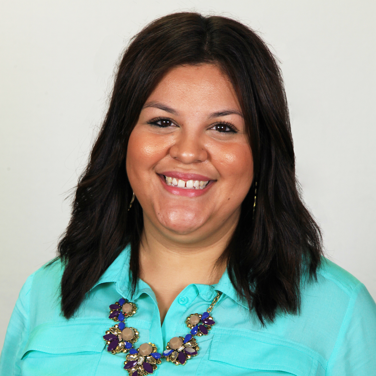 Lissette Espinoza, Grand Oak Academy Teacher